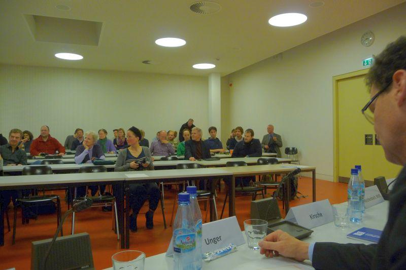 Wie sicher wollen wir leben? — Dialog an der FU Berlin