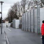 Frost verzögert Rückbau der Schutzeinrichtungen