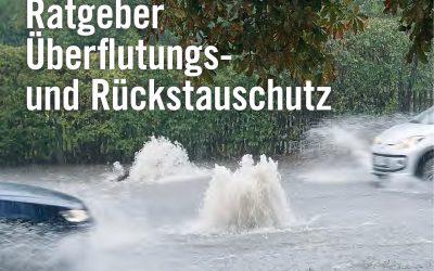 Ratgeber Überflutungs- und Rückstauschutz